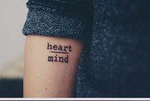 Tattoos / by Jessica Lovejoy