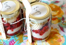 MAKE: jars and cans / Jarring and canning DIY projects, creative inspiration using jars and cans, decor
