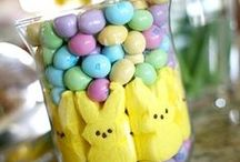 Spring Holidays / Valentine's Day, St. Patrick's Day and Easter  / by Amanda Barnard