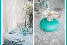 BRIDE'S DECOR IDEAS...GET CREATIVE (I've been married over 43 yrs, wish I'd a been a planner / by Marlene Heroux