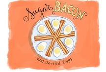 Recipes: Lovin' on Bacon