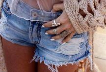 Summahh Style / Cool Summer / by Crispy Webs
