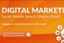 Digital Marketing / Come conquistare il Cliente Digitale? Dalle campagne PPC ai Social Media, dall'email marketing al SEO, in questo board viene spiegato come sfruttare al meglio la Rete per raggiungere nuovi clienti, coinvolgerli e fidelizzarli: avere successo nel mondo del marketing digitale porta enormi benefici.  / by Tecla