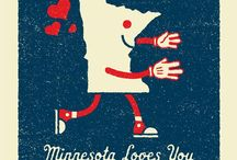 Minnesota Loves You / by Elizabeth Summers Boucher