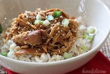 What's for Dinner? CROCK POT EDITION / by Regina Small