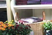 photos of my studio~Red House Wool Studio~Cathy G