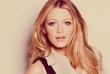 blakey / the fabulous style of my future ex-wifey Blake Lively / by andrew lam