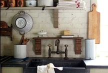 Lovely interiors-kitchens