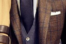 Men's Style / by Jessica Lovejoy
