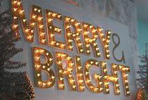 Christmas <3 / by Jessica Lovejoy