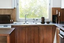 Moodboard; Sixties Kitchen