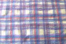 painted plaid / If you are obsessed with painted plaid like I am, then this is the board for you.