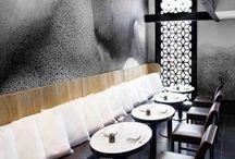 Interior; Restaurante