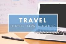 Travel Hints, Tips and Hacks / Some excellent handy hint posts from fellow travel bloggers.... | Travel Hacks | Travel Hints | Travel Tips #TravelHacks #TravelTips