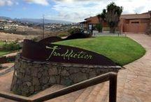 The Brasserie by Traddiction / Restaurante The Brasserie, en la Casa Club del Salobre Golf & Resort. Maspalomas, Gran Canaria.