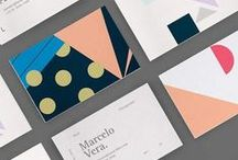 Business Cards / Inspiration for Business Card designs.