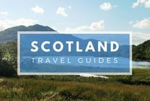 Scotland - Travel Guides / The best travel guides for days out and exploring Scotland's towns and cities, highlands and islands and culture and traditions... | Scotland Travel Guides | Scottish Destination Guides #Scotland