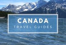 Canada - Travel Guides / Canadian travel guides, top destinations and attractions for exploring across Canada from Quebec to Halifax, Vancouver to Churchill....|  Travel in Canada | Canadian Destination Guides | #Canada