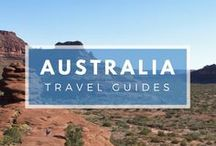 Australia - Travel Guides / Top travel tips for Australia. Destination guides, must sees and amazing things to do in Australia   Australian Travel Guides | Travel in Australia #Australia