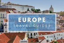 Europe - Travel Guides / Where to go and what to see throughout the continent of Europe. Perfect inspirations for your Eurotrip!  | Travel in Europe | Bucketlist Europe | European Travels | Backpacking Europe | European Travel Guides #Europe