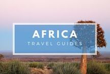 Africa - Travel Guides / Travel Inspiration and destination guides across the African continent .... | Travel in Africa | African Travel Guides | Exploring Africa