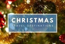 Christmas Travel Destination and Festive Events / From Christmas markets to carol singing and snow scenes to St Lucia all the fun and events that lead up to the festive season.... |Travel at Christmas| Christmas Travel Guides | Festive Activities | Where to go at Christmas | #ChristmasTravel