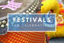 Festivals and Holidays Around the World / Festivals and events around the world. #WorldFestivals
