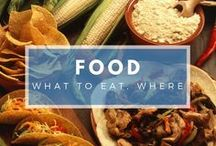 FOOD - What to Eat Where / Food Tours | Food Travel Guides | What to Eat, Where