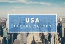 USA - Travel Guides / From the best of the US City Guides to Americas Natural Wonders find all you need to know before visiting the USA....|Travel in the USA | United States of America | #USA