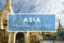 Asia - Travel Guides / Everything you need to know about travelling in Asia...| Travel in Asia | Asian Travel Guides | Exploring Asia.