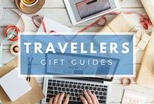 Travellers Gift Guides / Travellers Gift Guides | What to buy a Travel Geek | Travel Gifts