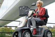 Scooter elettrici - Mobility scooters / Mobility Scooters elettrici per anziani e moto carrozzine per disabili da GGM