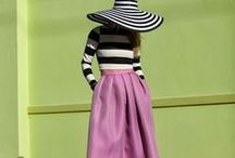 Color and Womens Fashion