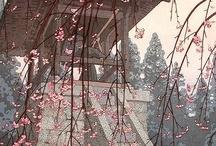 Art -- Shin-hanga (新版画) / by Philip A. Kelsey