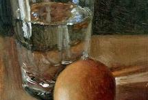 Art -- Modern Realism (European+) / (European, Asian, Australian, South American...) / by Philip A. Kelsey