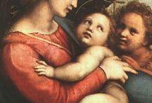 Painters: Raffaello Sanzio da Urbino / by Philip A. Kelsey