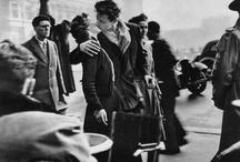 Photographers: Robert Doisneau / by Philip A. Kelsey