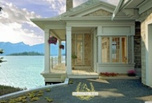 Exterior | Design Ideas / Lots of great ideas for the best siding, roofing, windows and other exterior design ideas.