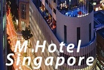 M Hotel Singapore / Found in the heart of the Financial District the M Hotel, handled by Millennium & Copthorne International, aims to be the best choice for critical company tourists. http://www.mhotelsingapore.org/
