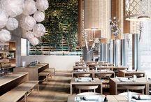 Restaurant deco / by Leo Lo