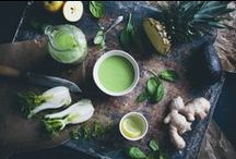 RAW FOODS / Raw food recipes and inspiration