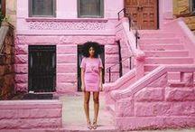 Pretty Pink! / Pretty pink things.