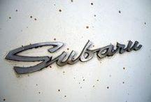 Vintage Subaru