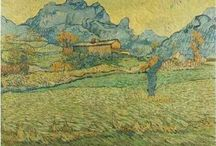 van Gogh, Vincent (Dutch: 1853-1890) / Pin whatever strikes your fancy. / by Carol