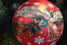 """♥ Christmas ♥ Dreams♥ / """"Christmas is the day that holds all time together.""""  Alexander Smith"""
