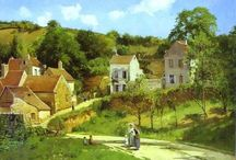 Pissarro, Camille (French: 1830-1903) / by Carol