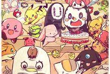 Anime & Stuff / Anime, Mangá, Webtoons, etc ;) / by Luna Coombs