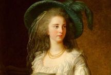 Vigée-LeBrun, Louise-Elizabeth (French: 1755-1842) / Pin whatever strikes your fancy. / by Carol