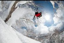 Epic Skiing Videos / My greatest passion is skiing, here are videos that make me long to be on the slopes..