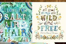 Quotes on Canvas / Beautiful Canvas Quote to Decor Your Home